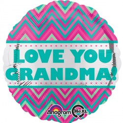 LOVE YOU GRANDMA STANDARD S40 PKT