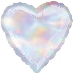 IRIDESCENT HEART STANDARD S40 FLAT A