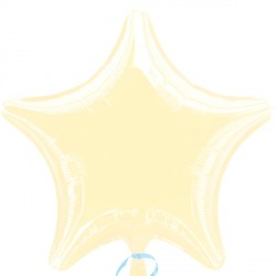PEARL IVORY METALLIC STAR STANDARD S15 FLAT A