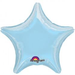 PEARL PASTEL BLUE METALLIC STAR STANDARD S15 FLAT A