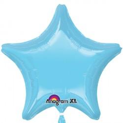 IRIDESCENT PEARL LIGHT BLUE STAR STANDARD S15 FLAT A