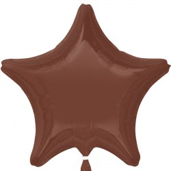 CHOCOLATE BROWN STAR STANDARD S15 FLAT A