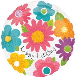 SPRING FLING HAPPY BIRTHDAY STANDARD S40 PKT