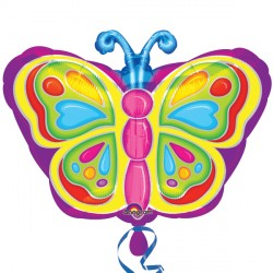 BRIGHT BUTTERFLY JUNIOR SHAPE S40 PKT