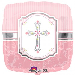 COMMUNION BLESSINGS PINK STANDARD S40 PKT