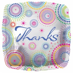 THANKS DOTS STANDARD S40 PKT SALE
