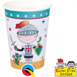 RACHEL ELLEN KNIGHT PAPER CUPS 8CT X 6 PACKS