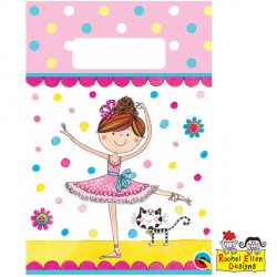 RACHEL ELLEN PARTY BAGS 8CT X 6 PACKS