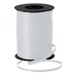 WHITE 5MM RIBBON 500M (BULK 30 ROLLS)