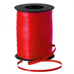 RED 5MM RIBBON 500M