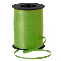 LIME GREEN 5MM RIBBON 500M
