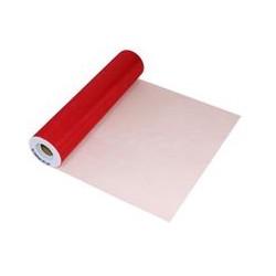 RED TULLE 29cm X 25y (BULK 10 ROLLS)