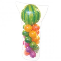 BALLOON DECOR BAGS 50CT