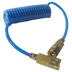 10FT ECONOMY EXTENSION HOSE AIR PRODUCTS (PUSH CYLINDER)