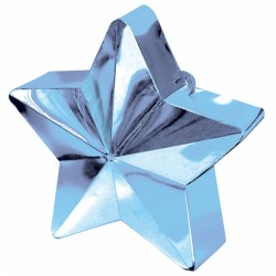 LIGHT BLUE STAR WEIGHTS 170g 12CT
