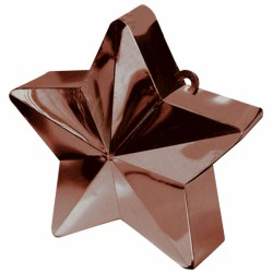 CHOCOLATE STAR WEIGHTS 170g 12CT