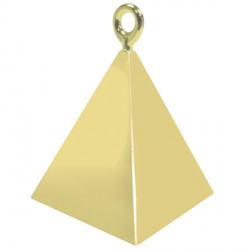 GOLD PYRAMID WEIGHTS 150g 12CT