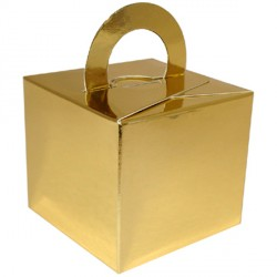 GOLD BOUQUET BOX 10CT