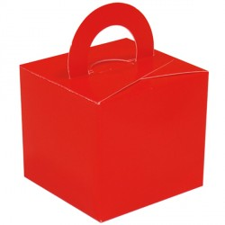 RED BOUQUET BOX 10CT