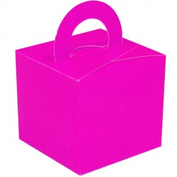FUCHSIA BOUQUET BOX 10CT