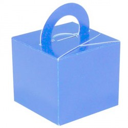 LIGHT BLUE BOUQUET BOX 10CT