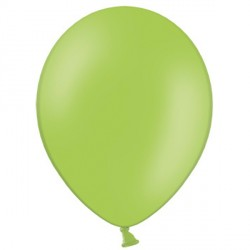 "LIME GREEN 12"" PASTEL BELBAL (100CT)"