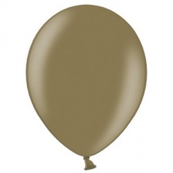 "ALMOND 12"" METALLIC BELBAL (100CT)"