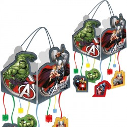 AVENGERS POWER PINATA (1CT X 6 PACKS)