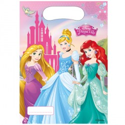 DISNEY PRINCESS PARTY BAGS (6CT X 48 PACKS)