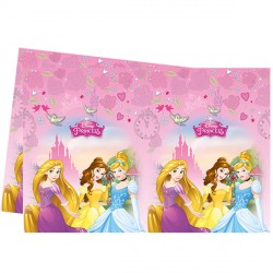 DISNEY PRINCESS TABLE COVER (1CT X 12 PACKS)