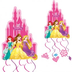 DISNEY PRINCESS PINATA (1CT X 6 PACKS)