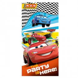 DISNEY CARS DOOR BANNER (1CT X 12 PACKS)