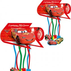DISNEY CARS PINATA (1CT X 6 PACKS)