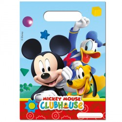 MICKEY MOUSE PARTY BAGS (6CT X 48 PACKS)