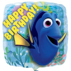 FINDING DORY HAPPY BIRTHDAY STANDARD S60 PKT
