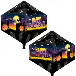 HAUNTED HALLOWEEN SCENE ANGLEZ G20 PKT