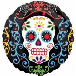DAY OF THE DEAD PATTERN STANDARD S40 PKT