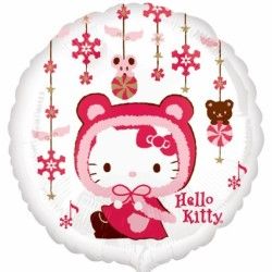 HELLO KITTY WINTER KITTY STANDARD S40 PKT
