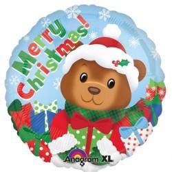 CHRISTMAS BEAR STANDARD S40 PKT