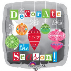 "DECORATE THE SEASON 18"" SALE"