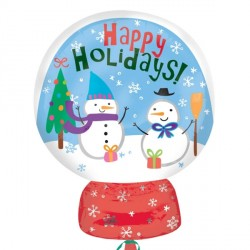 SNOW GLOBE JUNIOR SHAPE S40 PKT