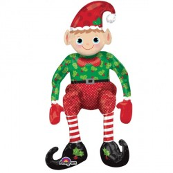 SITTING ELF MULTI BALLOON A70 PKT