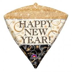 "SPARKLE NEW YEAR DIAMONDZ G20 PKT (15"" x 17"")"