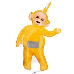 TELETUBBIES LAA-LAA SHAPE P38 PKT