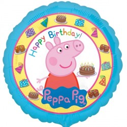 PEPPA PIG HAPPY BIRTHDAY STANDARD S60 PKT