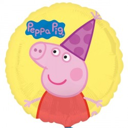 PEPPA PIG PARTY STANDARD S60 PKT