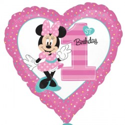 MINNIE 1ST BIRTHDAY STANDARD S60 PKT