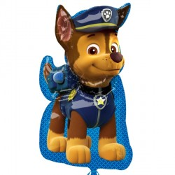 PAW PATROL CHASE SHAPE P38 PKT