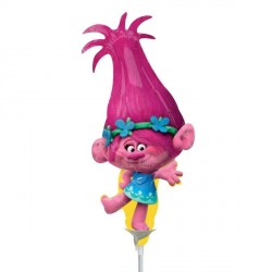 TROLLS POPPY MINI SHAPE A30 FLAT