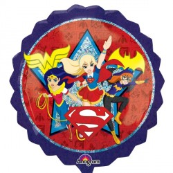 SUPER HERO GIRLS GROUP SHAPE P38 PKT